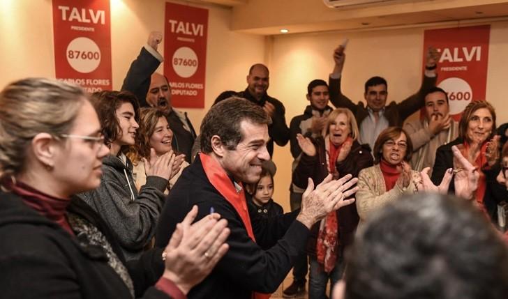 """Talvi cree que """"se alinearon las estrellas"""" para formar un gobierno de coalición en Uruguay."""
