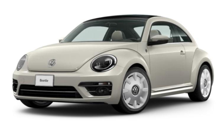 VW Beetle 2019