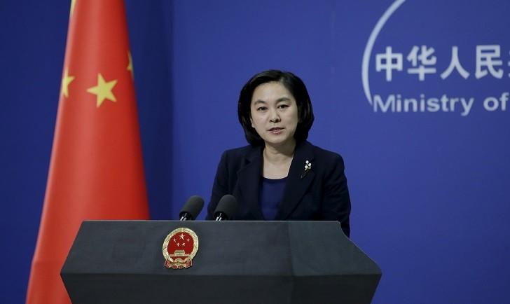 China insta a EE.UU. a no interferir en los asuntos de Hong Kong