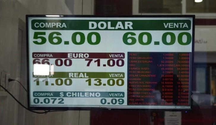 Los mercados reaccionan tras las PASO en Argentina: el dólar ya se vende a más de 50 pesos.
