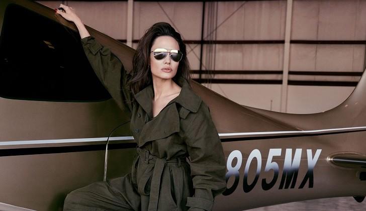 """Angelina Jolie explica por qué el mundo necesita más """"mujeres malvadas""""."""