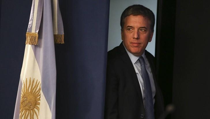 Renunció el ministro de Hacienda de Argentina Nicolás Dujovne .