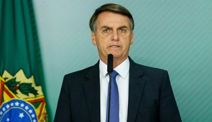 Jair Bolsonaro cree que una victoria del Frente de Todos puede provocar otra crisis migratoria