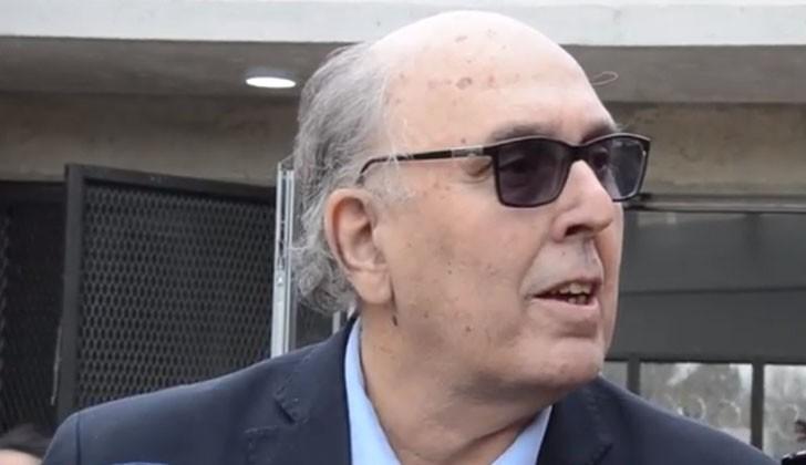 Presidente de ASSE, Marcos Carámbula.