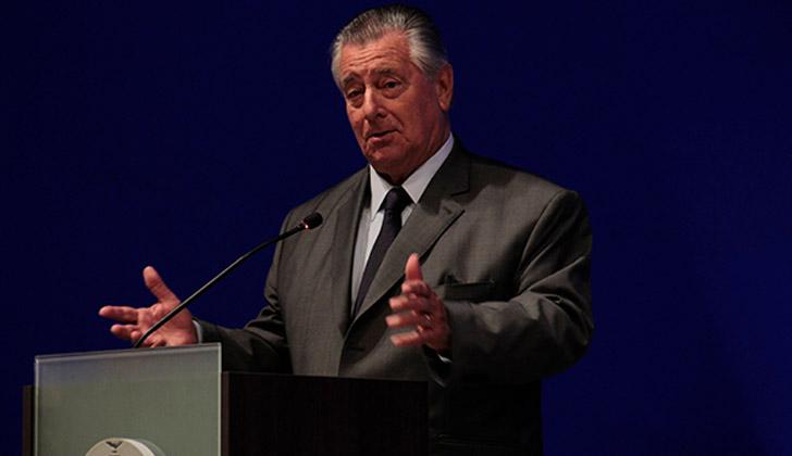 Ex ministro de Economía y Finanzas del Partido Nacional, Ignacio de Posada. Foto: Universidad Catlólica del Uruguay.