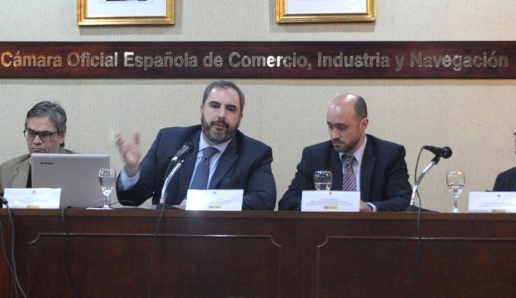 Subsecretario de Economía y Finanzas, Pablo Ferreri. Foto: Presidencia.