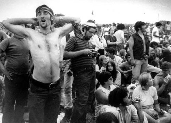 En 1969, el festival de Woodstock se celebró en NY y participaron cantantes de la época como The Who, Janis Joplin, Santana, Jimi Hendrix. Foto: AP.