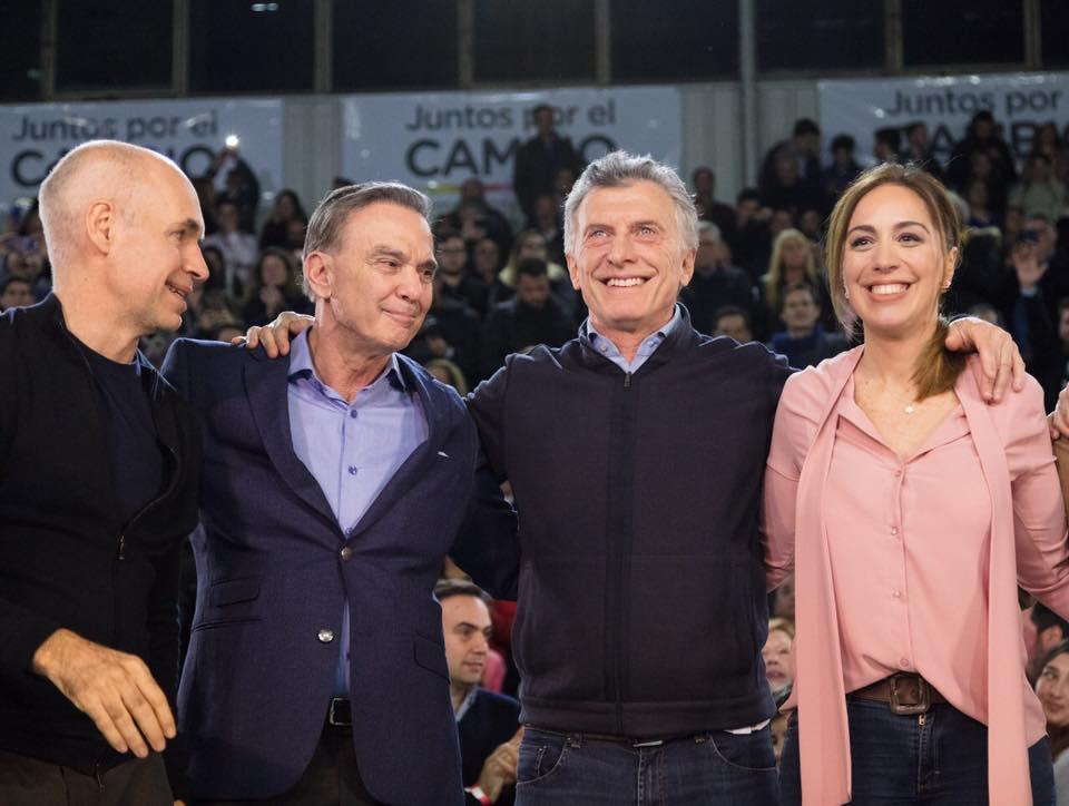 Foto: Facebook / Mauricio Macri
