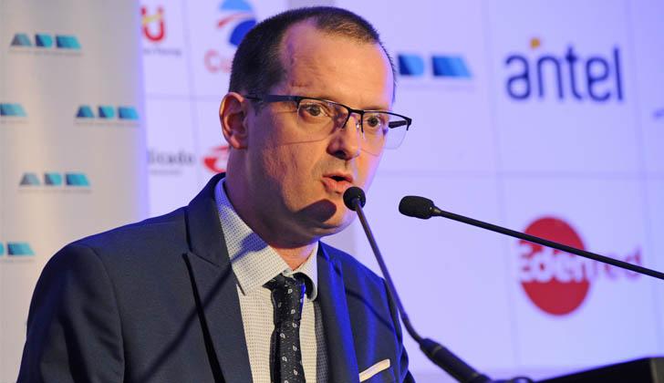Ministro de Industria, Energía y Minería, Gluillermo Moncecchi. Foto: Presidencia.