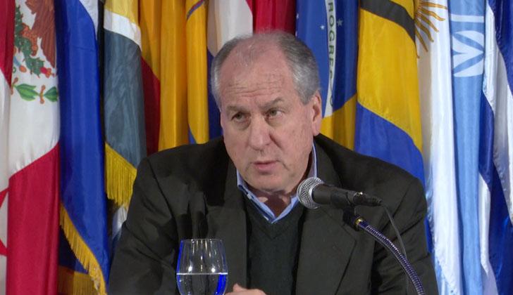 Ministro de Trabajo y Seguridad Social, Ernesto Murro.