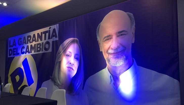 """Mieres: """"El Partido Independiente no va a votar al Frente Amplio en el ballotage""""."""