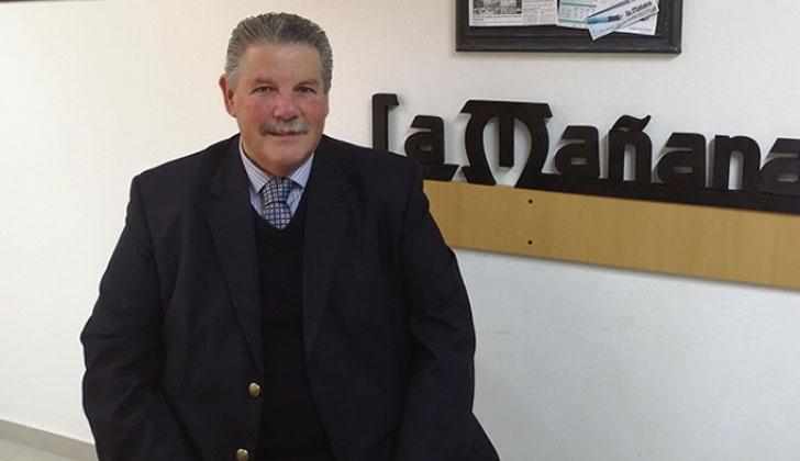 Coronel retirado Antonio Romanelli. Foto cortesía de lamañana.uy