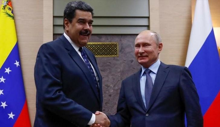 Rusia no participará en la conferencia sobre Venezuela en Lima.