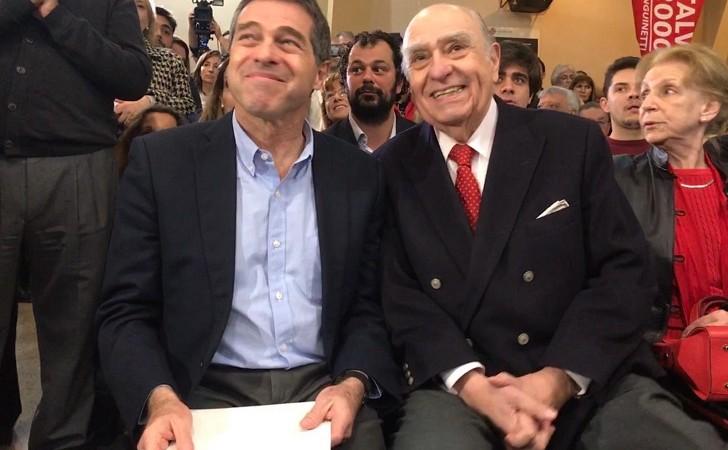 Sanguinetti aceptó ser el secretario general del Partido Colorado después de las elecciones.