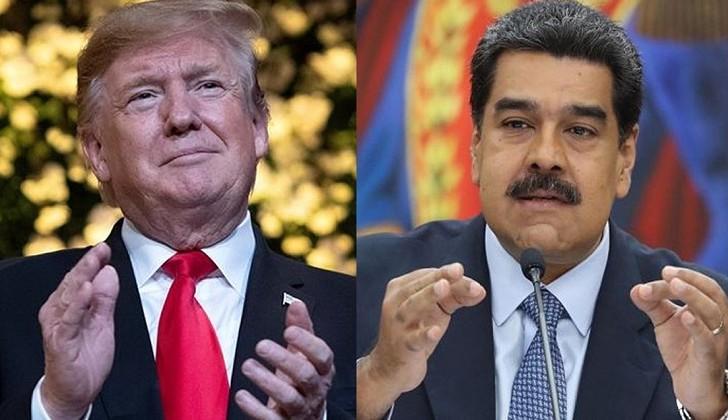 Maduro y Trump confirman conversaciones entre sus gobiernos.