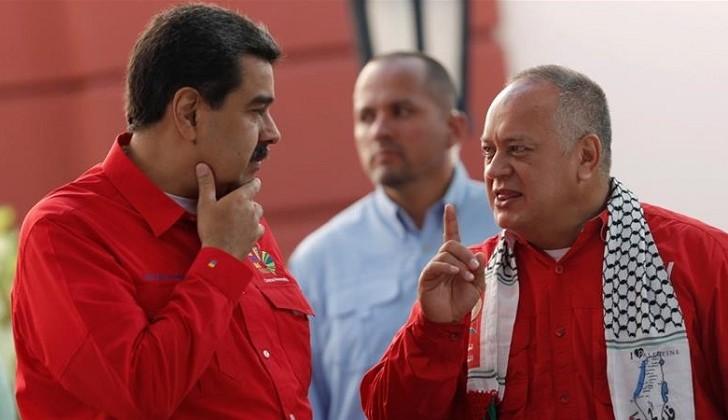 Diosdado Cabello ironiza tras la información de que inició conversaciones secretas con EE.UU..