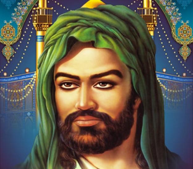 Husáyn ibn Ali ibn Abi Tálib, nieto de Mohammed