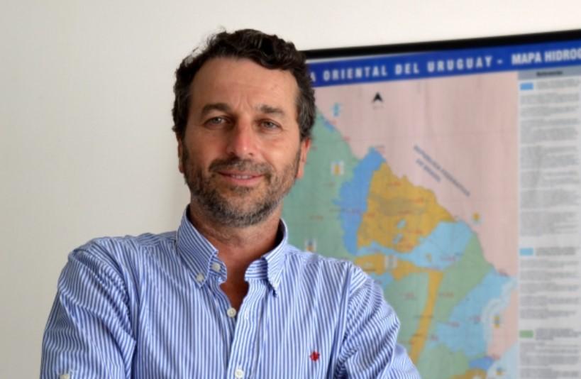 Daniel Greif ahora es Director Nacional de Aguas (Dinagua). Foto: MVOTMA