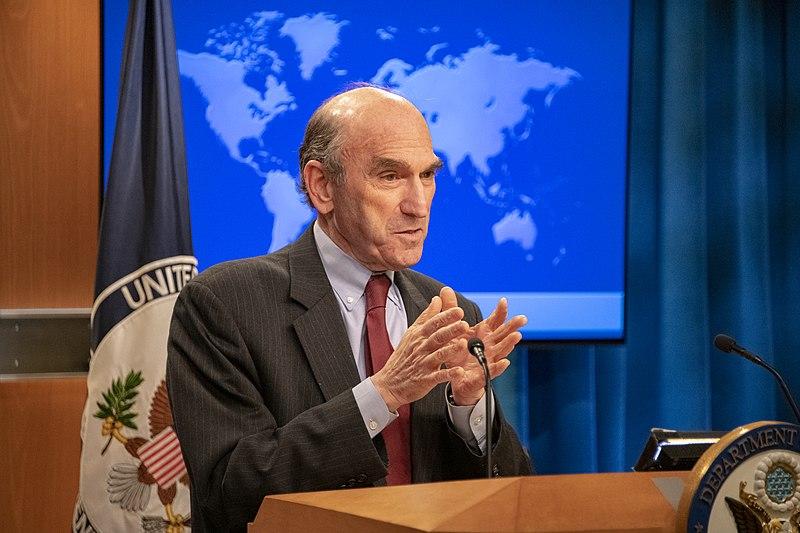 Elliott Abrams, enviado especial de EE.UU. sobre Venezuela