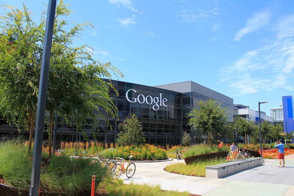 Sede de Google en Silicon Valley, Californa. Foto: PXhere