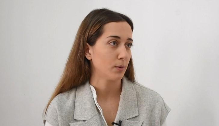 Directora de Relaciones Internacionales y Cooperación de ANEP, Martina Lejtreger.
