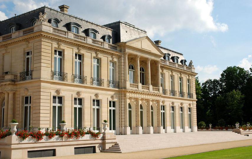 Edificio sede de la OCDE, en París, Francia. Foto: ocde.org