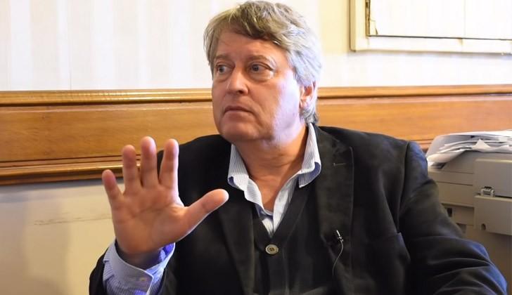 Senador, Rafael Michelini. Foto: LARED21.