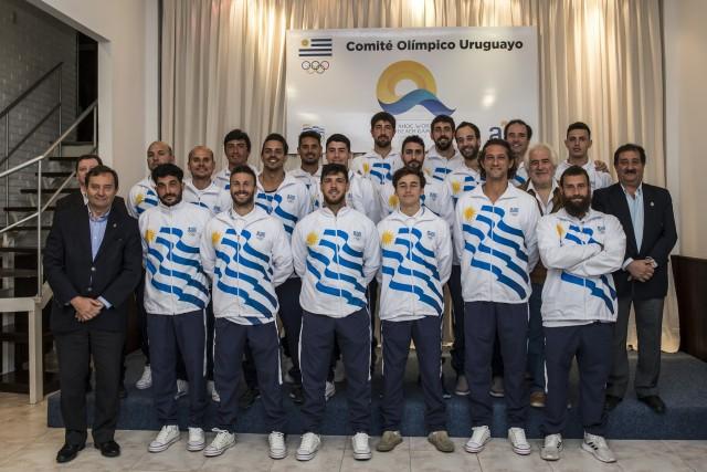 Delegación de Uruguay a Juegos Playa DOHA 2019