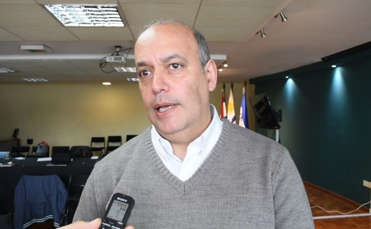 Alejandro Denes, coordinador del Instituto Nacional de Artes Visuales. Foto: Carlos Loría, LARED21.