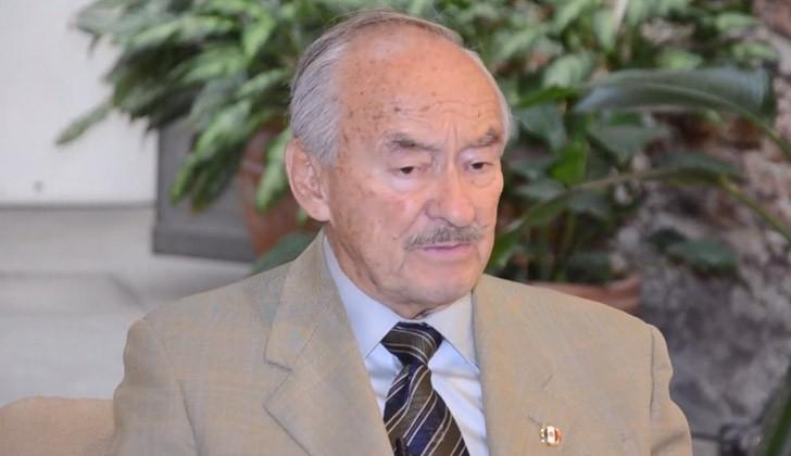 Embajador de México en Uruguay, Víctor Hugo Barceló. Foto: Carlos Rizzardini.