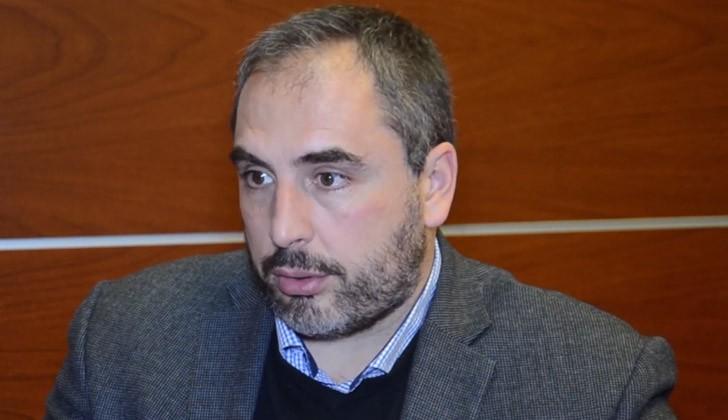 Pablo Ferreri, subsecretario del Ministerio de Economía y Finanzas. Foto: Carlos Rizzardini. LARED21.