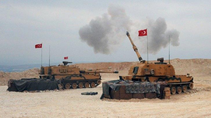Fuerzas militares turcas en el norte de Siria / Foto: Xinhua / www.globallookpress.com