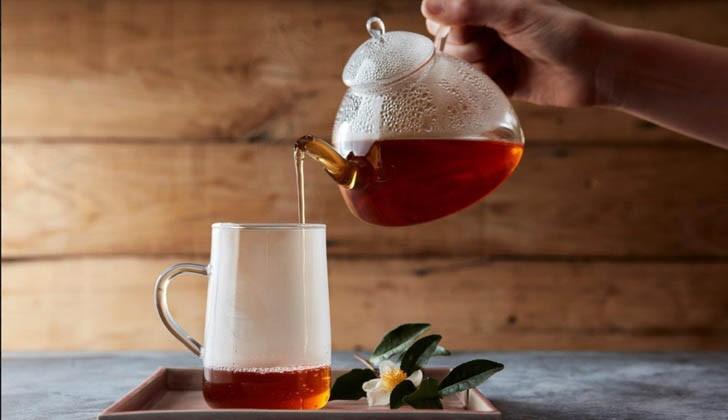 el te verde de herbalife tiene cafeina
