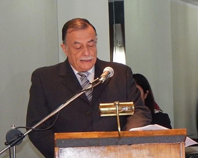 Carlos Silva Valiente, presidente del Centro Militar. Foto: Facebook / Centro Militar