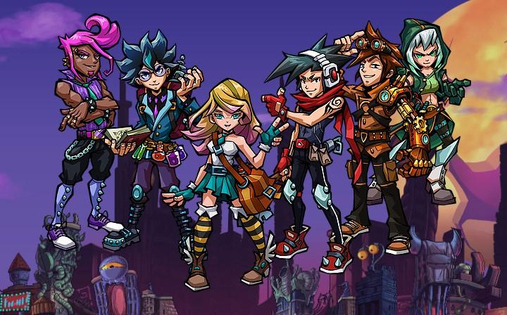 """""""Fighters of Fate"""", un juego de la empresa nacional Pincer Games"""