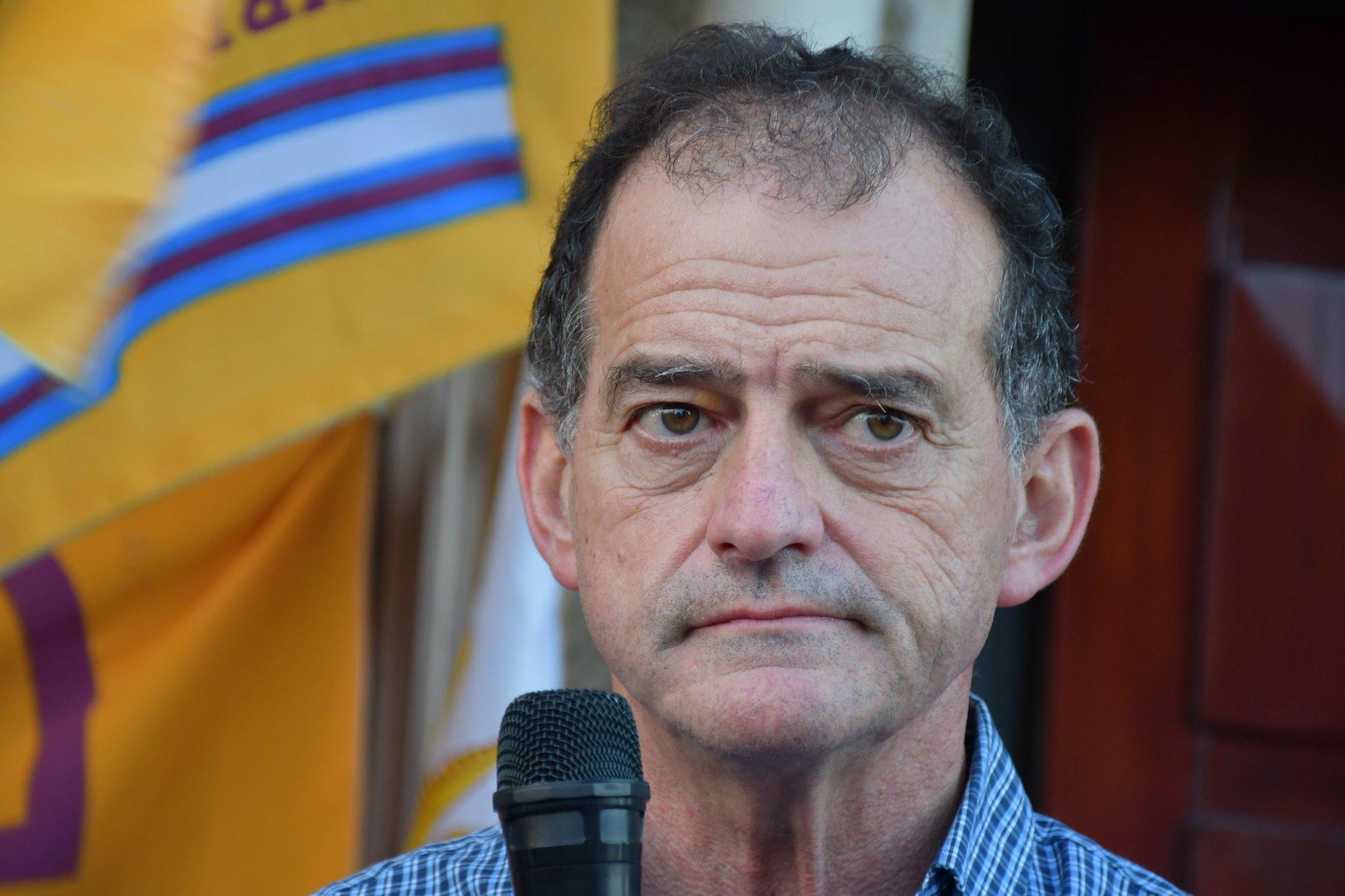 Manini Ríos urge a los militares no votar al Frente Amplio ...