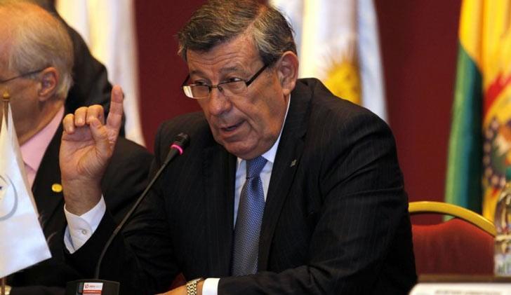 Áñez designa a Jaime Aparicio como embajador de Bolivia ante la OEA