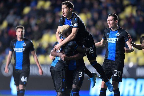 Brujas ganó con gol de Federico Ricca - Noticias Uruguay, LARED21 ...