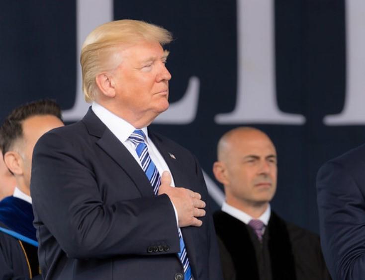 La respuesta de Donald Trump tras conocerse que irá a juicio político