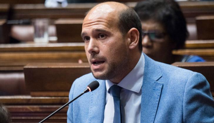 Martín Lema exige frenar recolección de firmas contra la LUC en el Hospital de Clínicas y cesar a los responsables