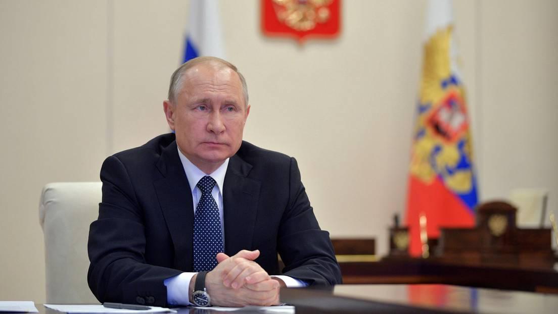 Primer ministro de Rusia da positivo a COVID-19