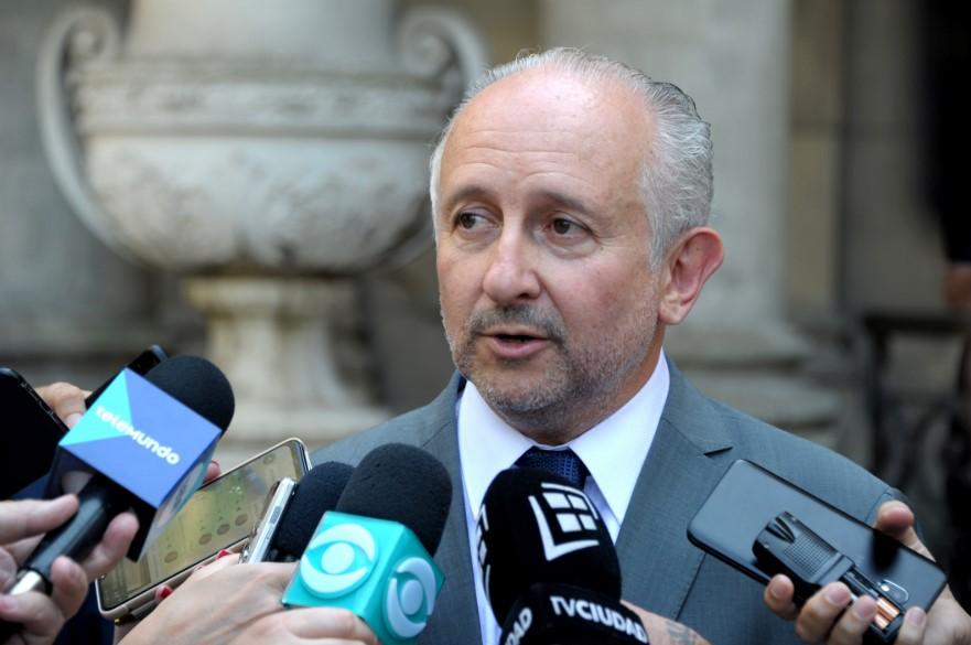 Pablo Da Silveira, ministro de Educación y Cultura. Foto: Presidencia de la República