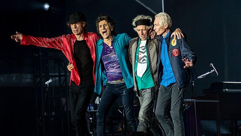 Los Rolling Stones podrían demandar al presidente Donald Trump