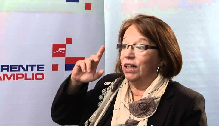 Ex senadora del Partido Socialista, Mónica Xavier.