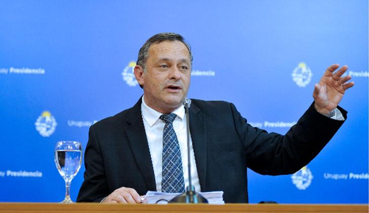 Secretario de Presidencia, Álvaro Delgado. Foto: Presidencia.