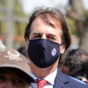 Intendentes del FA se reunieron con Lacalle Pou para coordinar acciones contra la pandemia