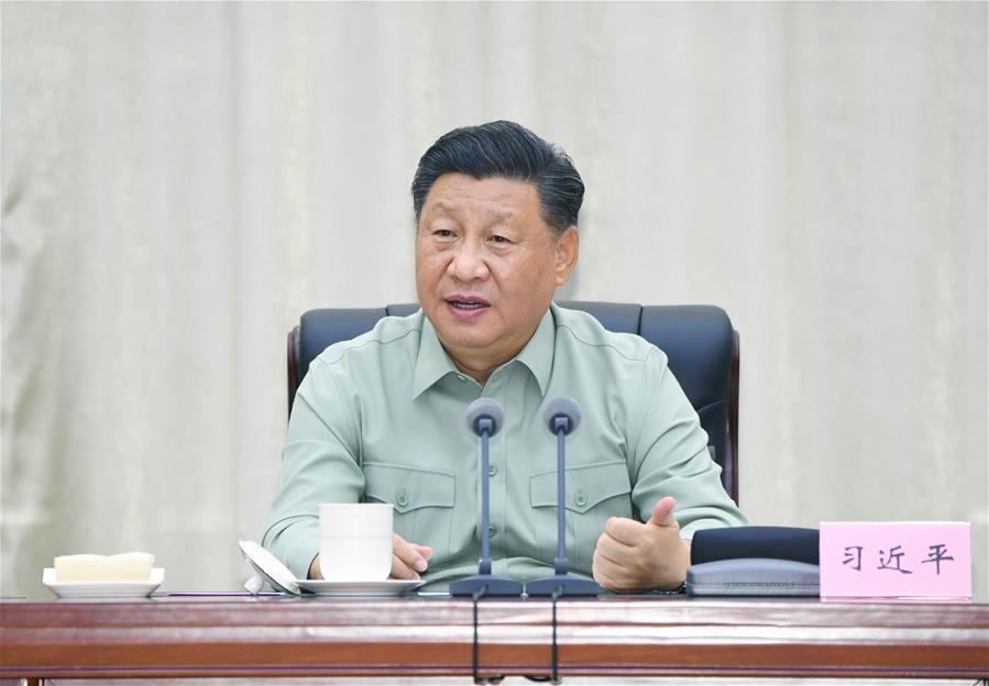 Presidente chino pidió a sus militares prepararse para la guerra