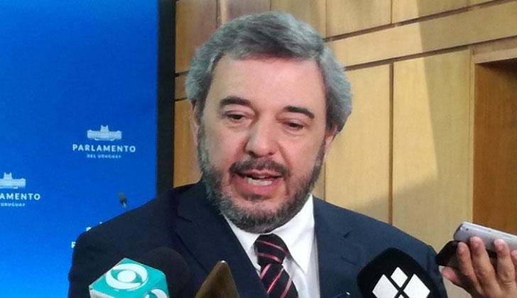 Senador del Frente Amplio, Mario Bergara. Foto: FA.
