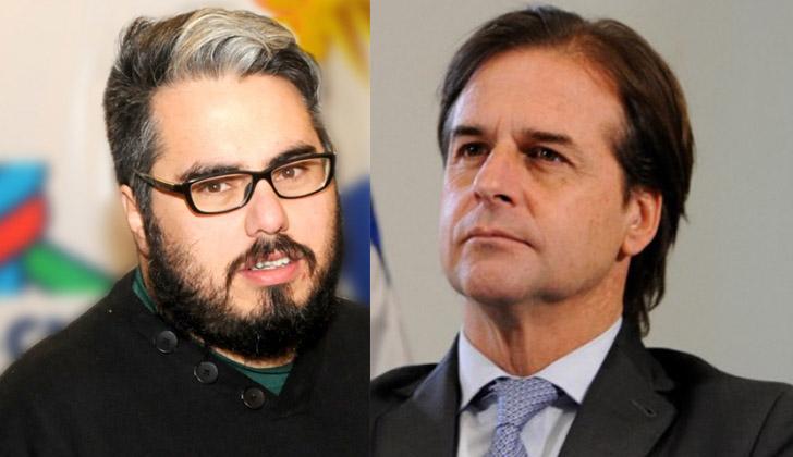 Presidente de la COFE, Martin Pereira, reclama al presidente Luis Lacalle que no haya pérdida salarial en el sector público.