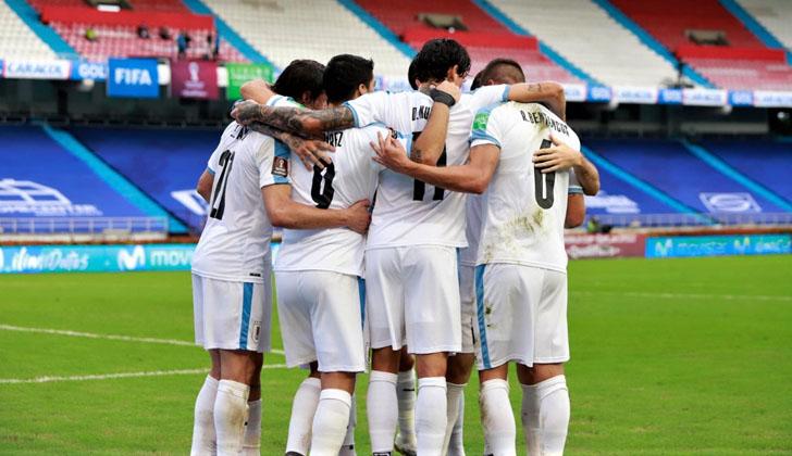 Uruguay sorprendió y goleó 3-0 a Colombia en Barranquilla - Deportes